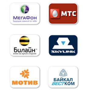 Операторы сотовой связи Муромцево